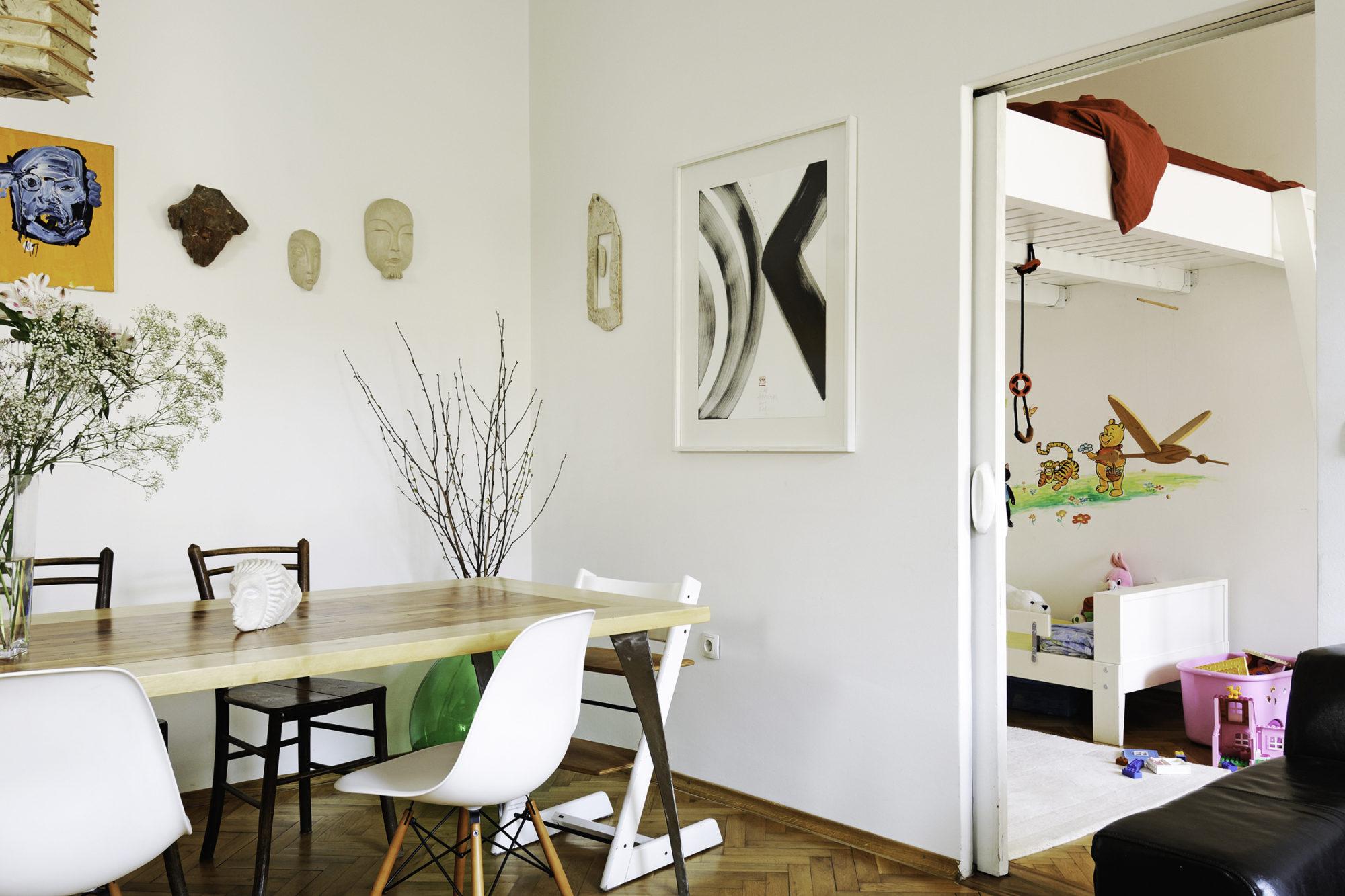 Interior and Wooden Furniture Design